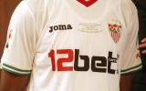 Nueva camiseta del Sevilla
