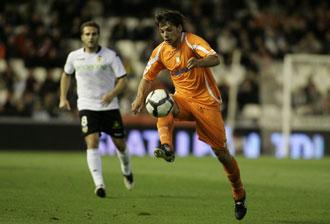 La derrota en Valencia merm� las opciones xercistas de seguir en Primera