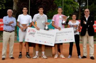 Finalistas del FTM Future Masters 2010.