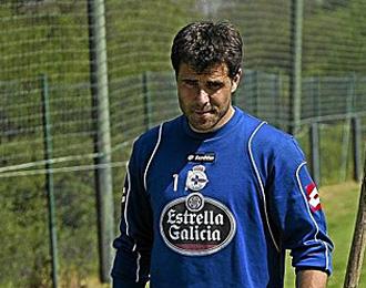 Aranzub�a seguir� siendo del Deportivo los pr�ximos a�os.