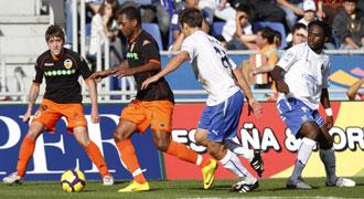 El Tenerife se lo juega todo ante el Valencia
