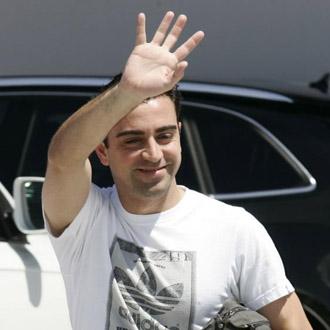 Con esta decisi�n, Xavi dice adi�s a la temporada blaugrana