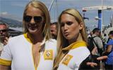 Las azafatas de Renault