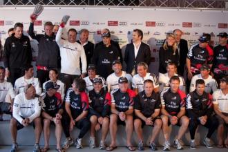 Emirates Team New Zealand se impuso en TP52 Series.