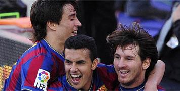 Barcelona 4-0 Valladolid