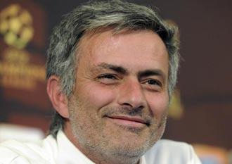 Mourinho en rueda de prensa