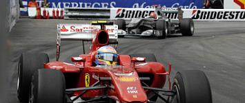 Alonso y Schumacher