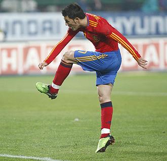 David Villa ha metido esta temporada 31 goles en 49 partidos.