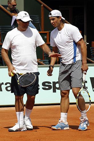 Nadal ha batido el r�cord de Masters de Agassi. En 2010 permanece imbatido sobre arcilla.