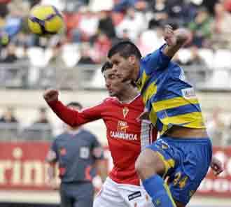 C�diz y Murcia se enfrentar�n pensando en no descender