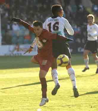 Rayo y Salamanca en la primera vuelta