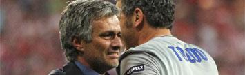 Mourinho, emocionado