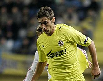 Eguren volverá al Villarreal el próximo 30 de junio.