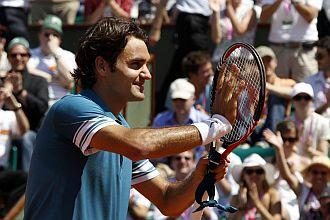 Federer conf�a en jugar de nuevo la final.
