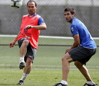 Nino y Bertr�n, pretendidos por varios clubes