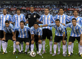 Once argentino contra Canad�