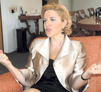 Pilar Rahola, tertuliana televisiva