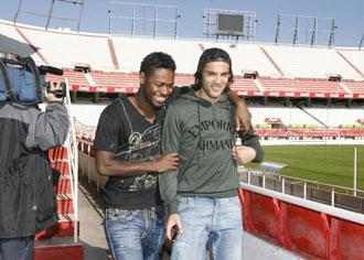 Sergio Sánchez espera volver con sus compañeros