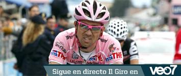 Decimonovena etapa del Giro