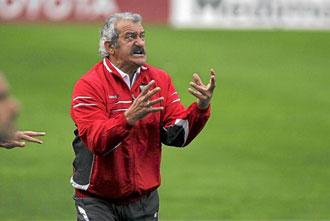 Vidal quiere la permanencia cuanto antes