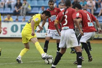 El Nastic jug� ante el Villarreal B en el �ltimo partido de Liga