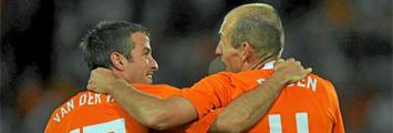Van der Vaart y Robben