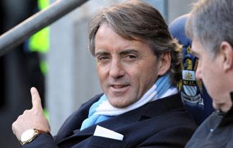 Mancini quiere a Silva en Manchester
