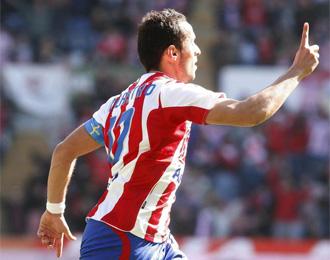 Diego Castro podr�a seguir un a�o m�s de rojiblanco y marcharse en 2011 libre.