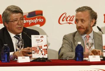 Enrique Cerezo y Eduardo Inda