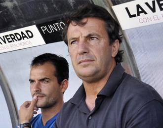 Jos� Gonz�lez conf�a en que el Murcia se salve finalmente.