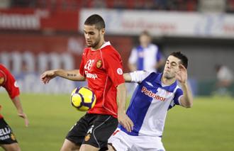 Mario Suárez ha anotado cinco goles esta temporada