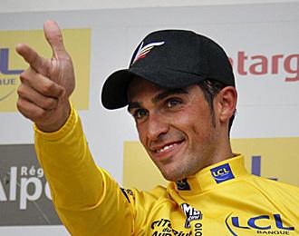 Contador ha dado un serio aviso a sus rivales.