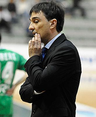 Imanol Arregui, con gesto pensativo