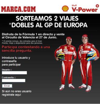 Sorteamos dos viajes al Gran Premio de Europa de F�rmula 1