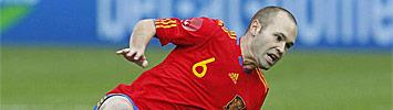 Andr�s Iniesta