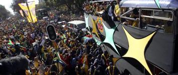 Imagen de la multitud