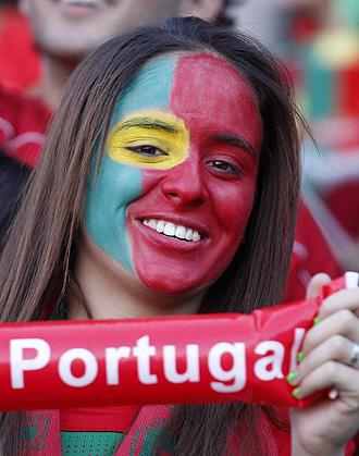 Portugal cuenta como la segunda favorita del grupo para los apostantes.