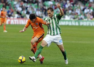Salamanca y Betis se enfrentan en el Helm�ntico