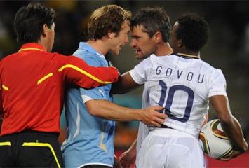 Uruguay 0-0 Francia