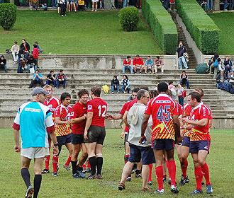 El Seven del Cisneros llega este a�o como �ltima prueba de las Series Nacionales de Rugby a Siete, al margen de su versi�n internacional
