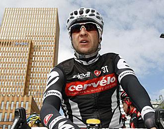 Carlos Sastre podr�a participar en la Vuelta a Espa�a.