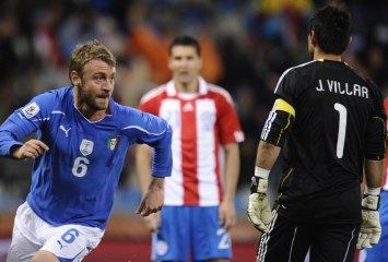 Italia 1-1 Paraguay