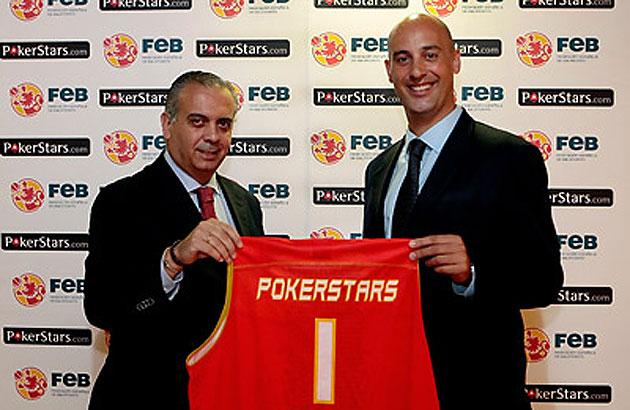 Jos� Luis S�ez (FEB) y Juanjo M�rquez (PokerStars).