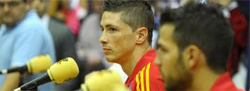 Torres y Cesc