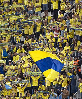 La Uni�n Deportiva quiere que las gradas del Gran Canaria est�n llenas a reventar el s�bado ante el N�stic