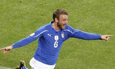 De Rossi es uno de los objetivos prioritarios del club blanco
