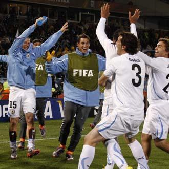 Los uruguayos son los que mejor lo tienen para clasificarse