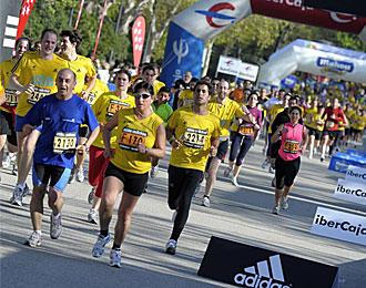 Los corredores populares podr�n volver a disfrutar de una de ejercicio.