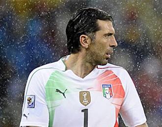 Buffon no tiene garantizada su presencia en ning�n partido de este Mundial.
