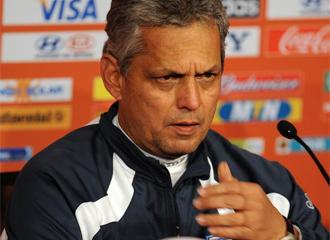 Reinaldo Rueda habla en rueda de prensa